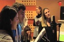 Video thumbnail for youtube video Clase de doblaje con la actriz y directora Silvia Sarmentera