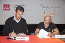 1. Firma covenio UEuropea y ED Víctor Ullate