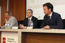 Vicente Vallés en la Universidad Europea de Madrid/ Fotografía: Teresa Novillo