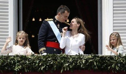Coronación Felipe VI