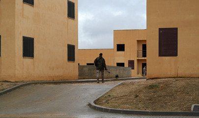 Base Militar de Paracuellos del Jarama (Madrid)