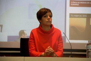Cristina Villanueva, periodista y presentadora