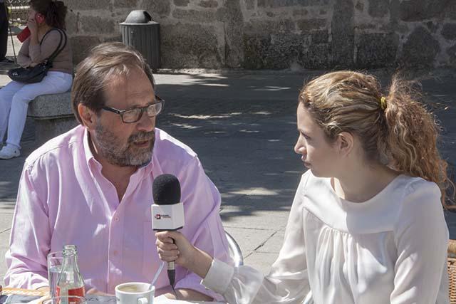 Entrevista Santiago San Martín