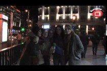 La época navideña comienza a llenar las calles de Madrid