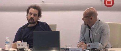 Masterclass de Nacho Vigalondo. Semana Comunicación 2015.