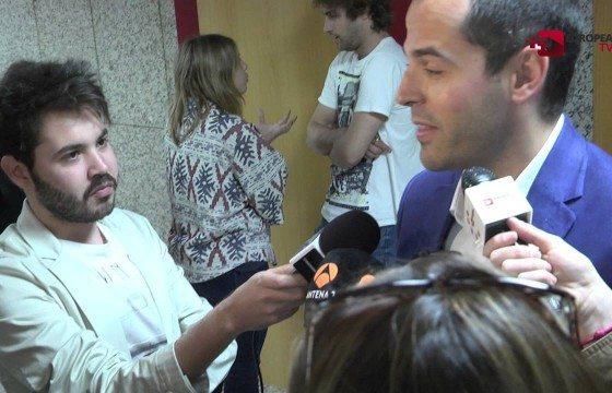 La Universidad Europea acoge un debate político a cuatro durante la precampañas
