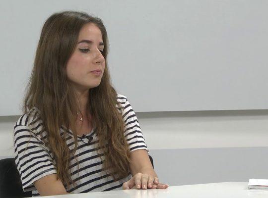 Los debates de Europea TV. Ep. 1, Temporada 2017.