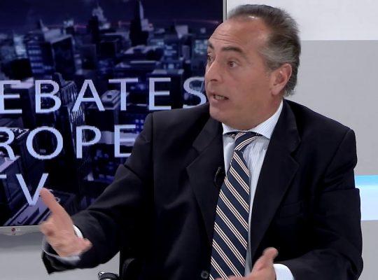 Los Debates de Europea Televisión. Episodio 2, temporada 2.