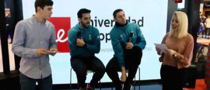 Feria AULA 2018 – Entrevista con Campazzo y Causeur